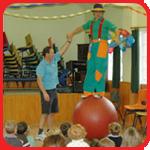 Mr Dan Circus Entertainer in Yorkshire