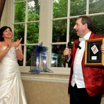 close up magician for a wedding in yorkhire