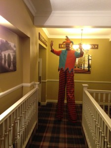 Jester in Doncaster