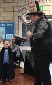 magician in rotherham
