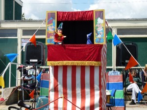 mr punch show yorkshire