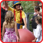 Children's Entertainer in Gainsborough