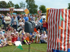 punch and judy sheffield gala