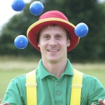 circus party yorkshire