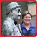 mime artist yorkshire